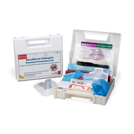 Bloodborne Pathogen/Personal Protection w/ Mircroshield/Case of 10 @ $22.87 ea.