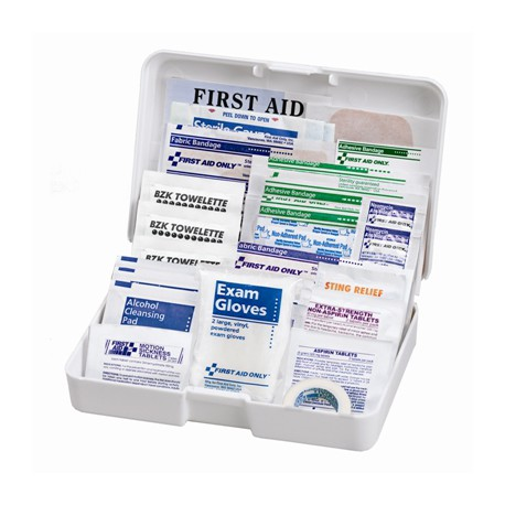 Auto First Aid Kit, 41 Pieces - Medium