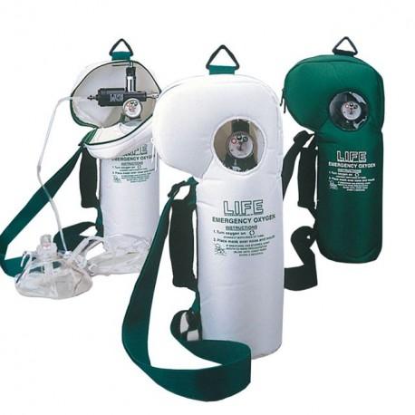 Life® O2 Oxygen Unit, 6 LPM