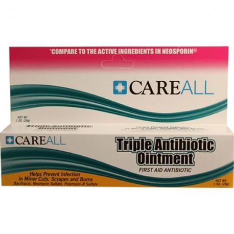 Triple antibiotic ointment, 1 oz. tube