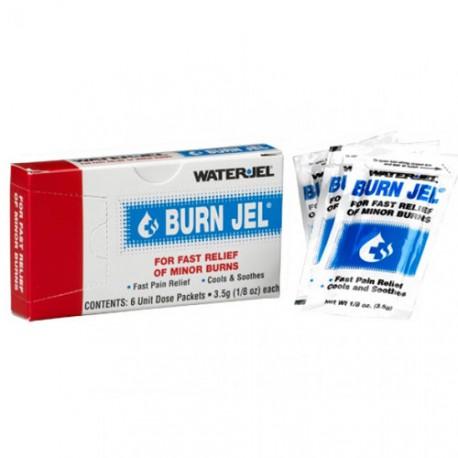 Water-Jel® Burn Jel® burn relief,pack 6 bx