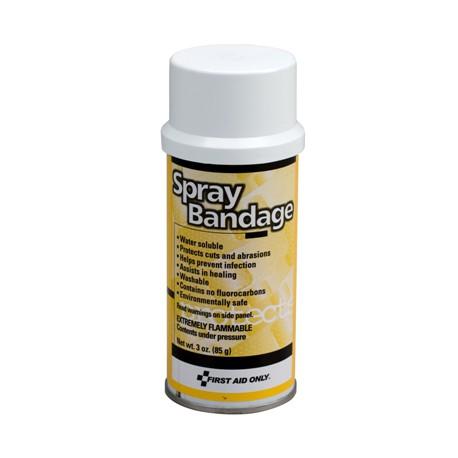 Spray on bandage, 3 oz. can