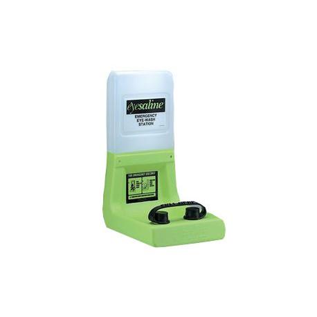 Eyesaline® Flash Flood emergency eye wash station