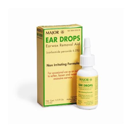 Ear wax removal, 1/2 fl. oz.