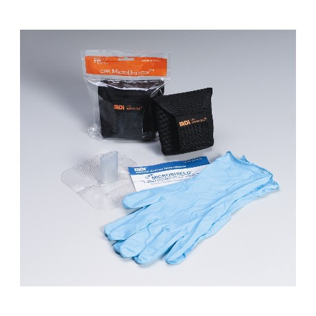 CPR Microholster® Microshield® w/ gloves