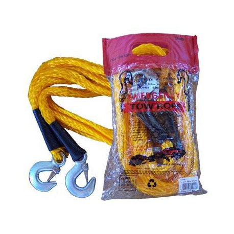 Tow Rope - Tows up to 6500 lbs.