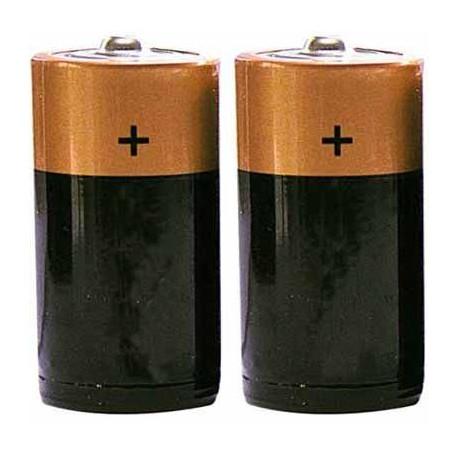 """""""D"""" Size Batteries – 1 Pair"""