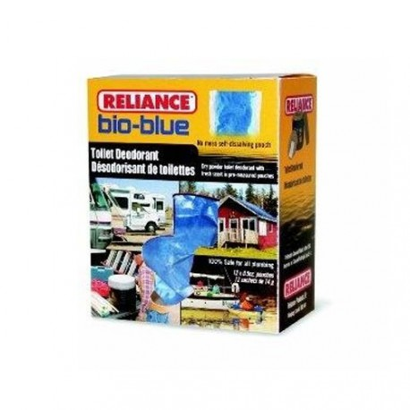 Bio-Blue Toilet Chemicals–Pac of 12