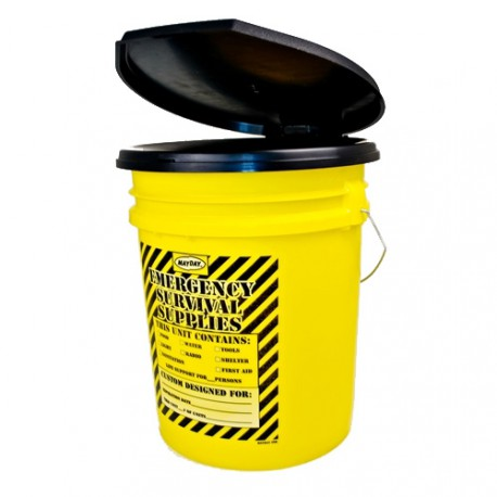 Port-A-Pottie (Honey Bucket)