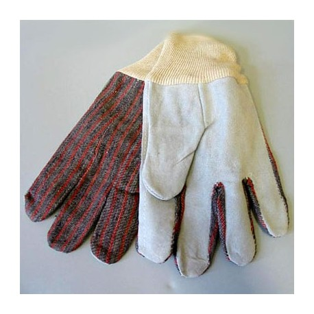 Work Gloves – Leather Palm