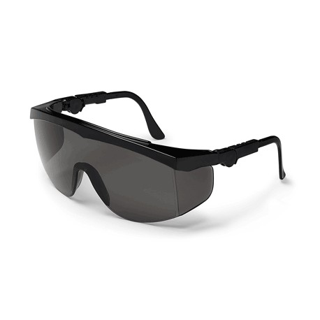 Tomahawk™ black frame w/gray lens