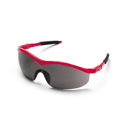 Storm™ red frame w/gray lens