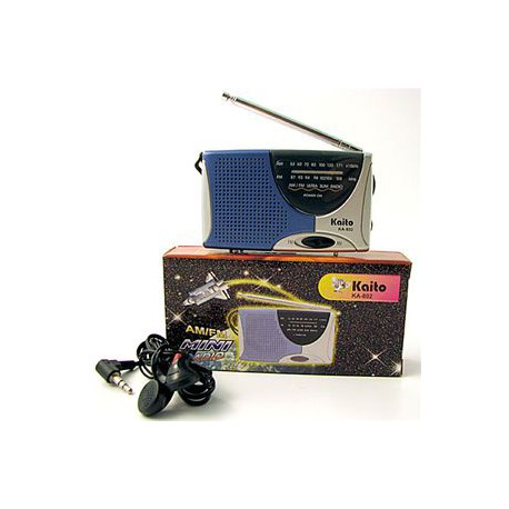 AM / FM Radio (Transistor)w/Speaker