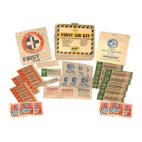 53 Piece All Purpose First Aid