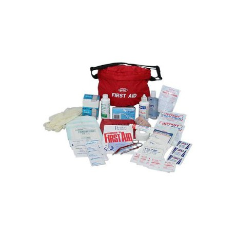 'The Guardian Fanny Pack First Aid Kit (48 Piece)