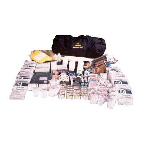 Multiperson, First Aid Trauma Medical Kit - 50 Person