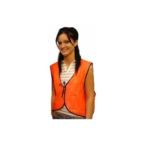 Safety Vest–Nylon w/Reflective Tape