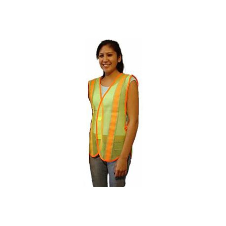 Safety Vest-Nylon w/High ReflectTape
