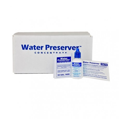 55 Gallon Water Preserver – 5 Year