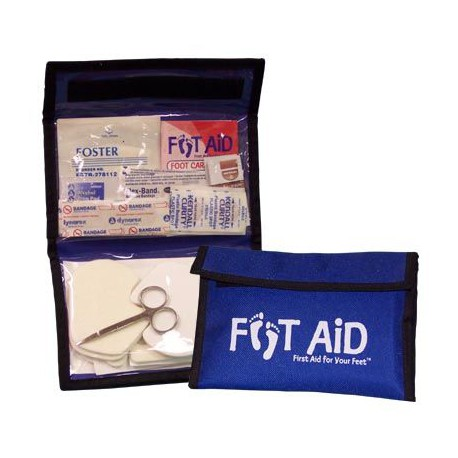 Foot First Aid Kit, 53pc - First Aid for your Feet™