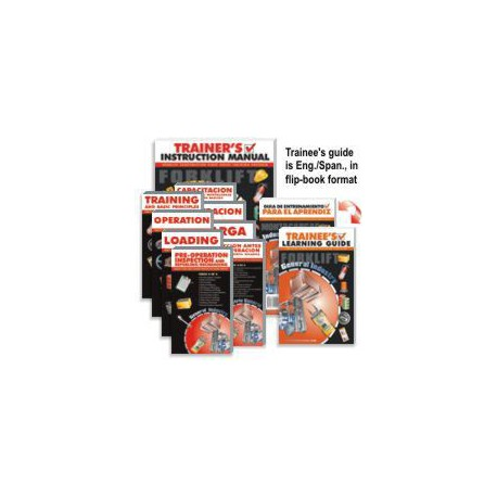 Forklift General Industry Compliance Kit - DVD