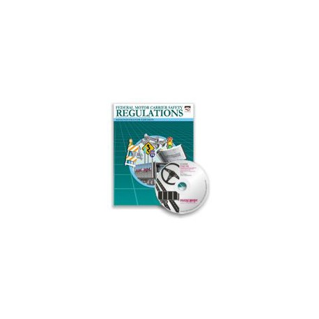 Federal Motor Carrier Safety Regulations: Administrator Book & CD-ROM