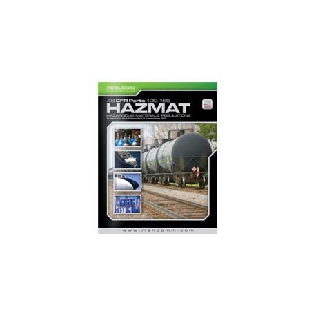 49 CFR Hazardous Materials Regulations (Parts 100-185)