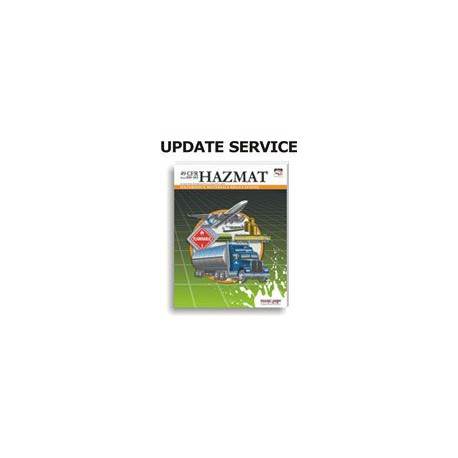 Hazardous Materials 5 Year Update Service