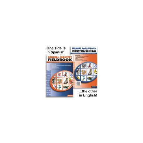 Bilingual General Industry Fieldbook (English/Spanish)