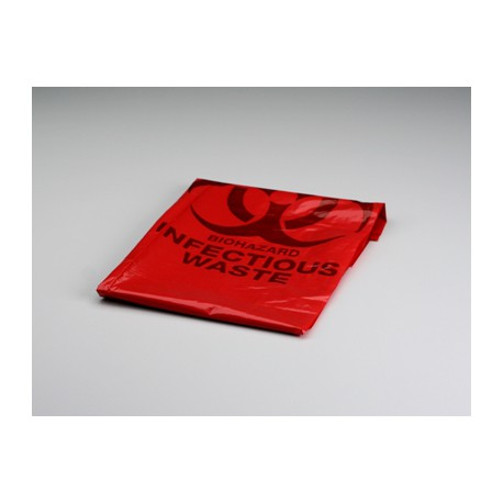 Biohazard Bag, Box of 500