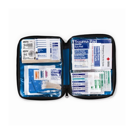 131 Piece Medium, All Purpose Softsided First Aid Kit