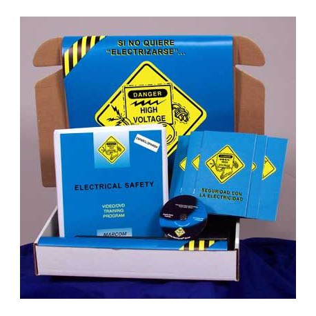 Electrical Safety Safety Meeting Kit (DVD)