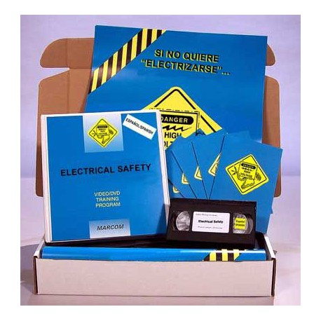 Electrical Safety Safety Meeting Kit (Video)