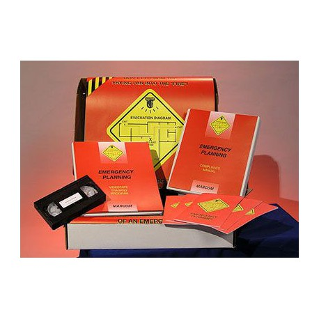Emergency Planning Regulatory Compliance Kit (Video)