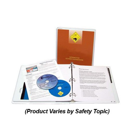 DOT HAZMAT General Awareness CD-ROM Course