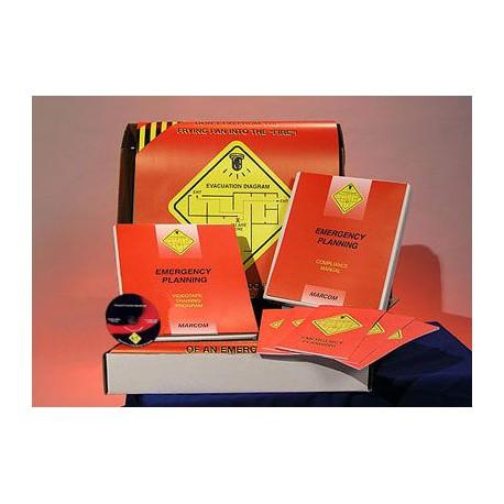 Emergency Planning Regulatory Compliance Kit (DVD)