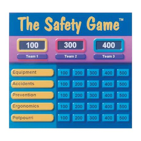 Back Safety Safety Game