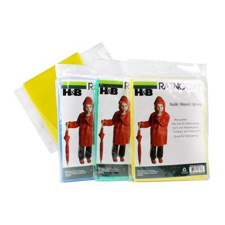 Emergency Poncho–Kid's Heavy Duty