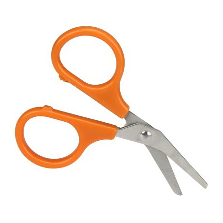 Kit Scissors - 4 inch - Angled Blades - 1 Each/Case of 12 $.35 each