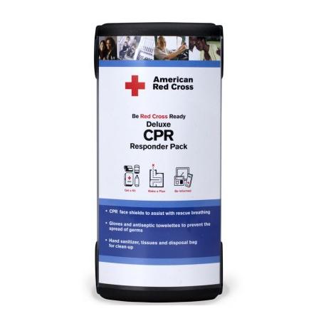 RESPONDER PAKS  American Red Cross Deluxe CPR Responder Pack