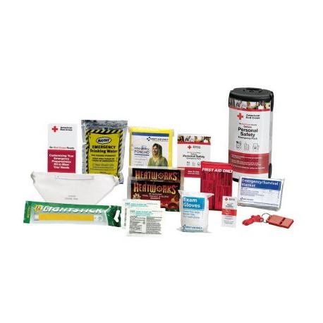 American Red Cross Personal Emergency Preparedness Kit