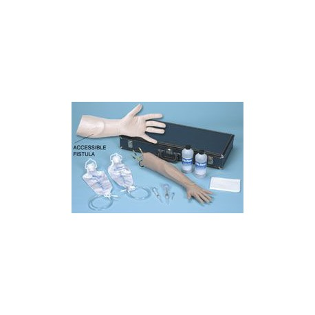 Hemodialysis Practice Arm Skin & Vein Replacement Kit