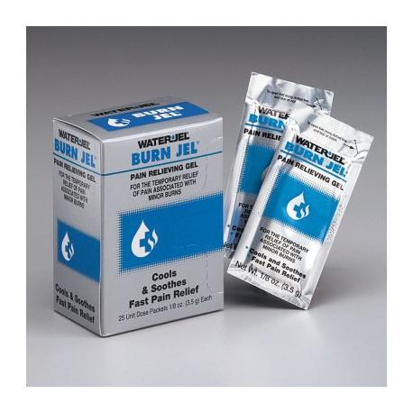 Water-Jel® Burn Jel® burn relief - 25 bx