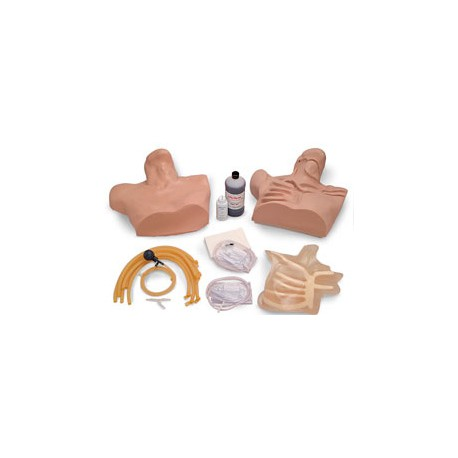 Skin Repair Kit for Central Venous Cannulation Simulator