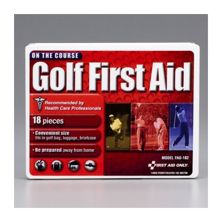 Mini Golf First Aid Kit