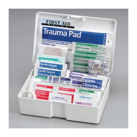 81 Piece Medium, All Purpose First Aid Kit/Case of 12 @ $7.90 ea.