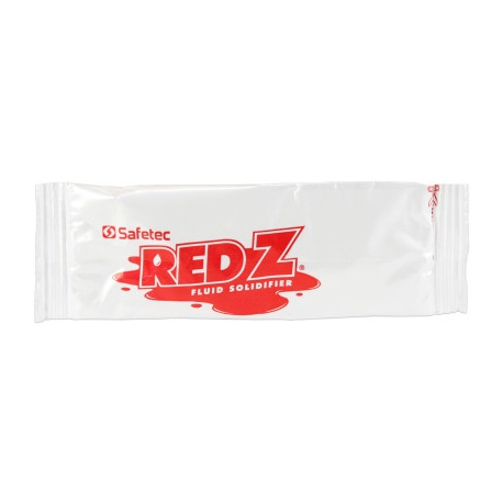 Red-Z™ fluid control solidifier, 21 gm pack