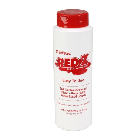Red-Z™ fluid control solidifier, 5 oz.