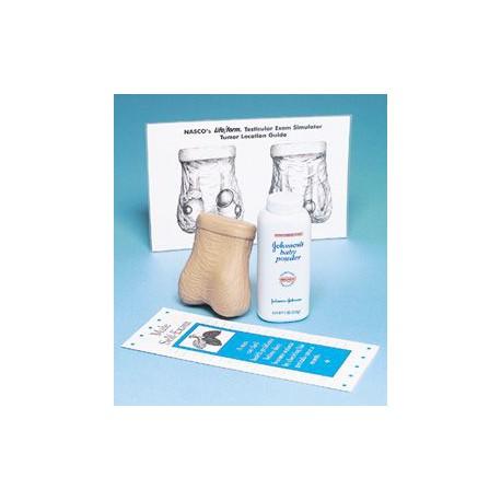 Testicular Exam Simulator