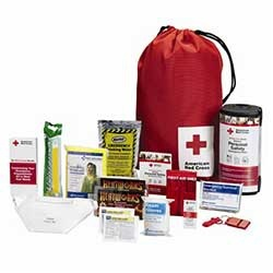 american red cross emergency kits